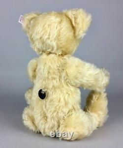 Signed Steiff -rosalia, Musical Bear- Ltd Ed' Jointed Mohair Teddy 661655 -boxed