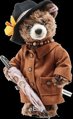Steiff 690778 Paddington Bear's Aunt Lucy Limited Edition Bear