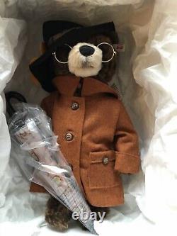 Steiff 690778 Paddington Bear's Aunt Lucy Limited Edition Bear 38cm