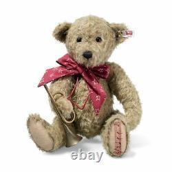 Steiff EAN 006388 Anton Musical Christmas Teddy Bear