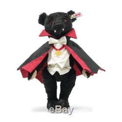 Steiff EAN 355462 Dracula Teddy Bear