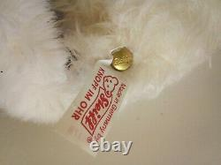 Steiff Limited Edition 2010 Mohair Christmas Teddy Bear 12 036378