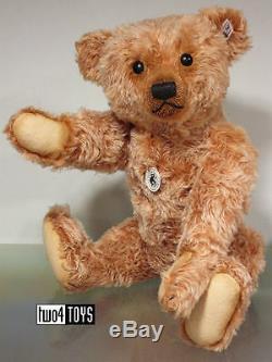 Steiff Ltd IMPRESSIVE TEDDY BEAR CINNAMON 1908 REPLICA 50cm/ 20in 403156 RETIRED