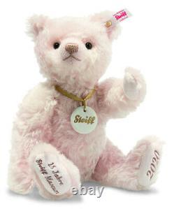 Steiff Museum 2020 Teddy Bear limited edition mohair collectable 675003