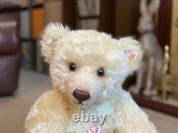 Steiff SUNNY TEDDY BEAR (035746) 60cm Mohair Boxed Ltd Edition