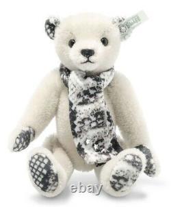 Steiff Swarovski Snake Mini Teddy Bear limited edition 026898 BNIB