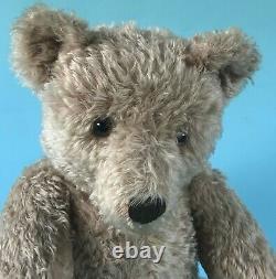 Steiff der GRÖSSTE 75 cm Bär Original Teddybär Mohair Teddy Bear Giengen 1945
