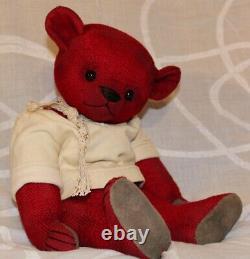 Stevie by Ridibears / Ridi Bears (Rita Diesing) handmade artist teddy OOAK