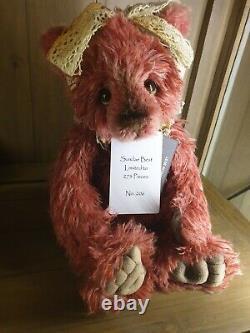 Sundae Best Mohair Teddy Bear by Charlie Bears 14 SJ5930