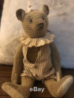 Susanne Tauber Ooak Mohair Teddy Bear