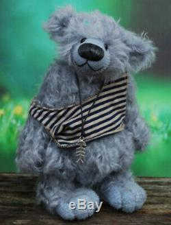 Svenson by Domi Bears Doris Minuth handmade artist teddy bear OOAK