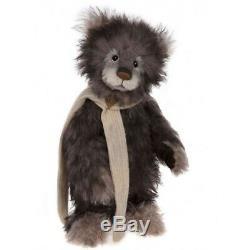 Sylvester Mohair Teddy Bear by Charlie Bears 23 SJ5541