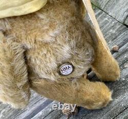 Vivianne Galli Hug Me Again 8 OOAK Mohair Teddy Bear