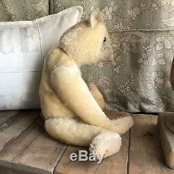 Wonderful 18 Antique Style Mohair Teddy Bear by Terry John Woods
