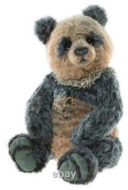 Yesteryear Isabelle Collection by Charlie Bears limited teddy bear SJ6146B